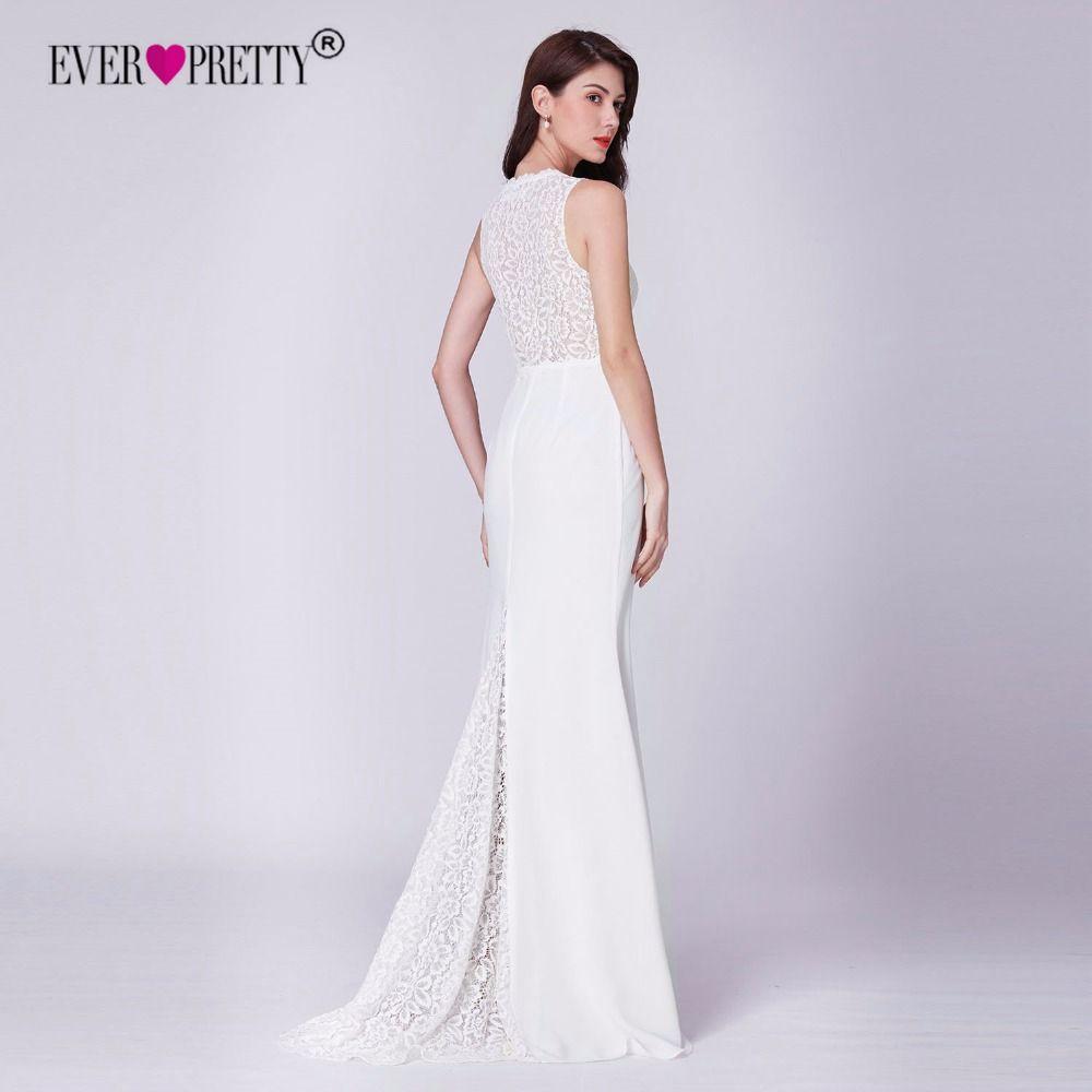 Discount Designer Wedding Gowns: Discount Ever Pretty Robe De Mariee New Elegant A Line V