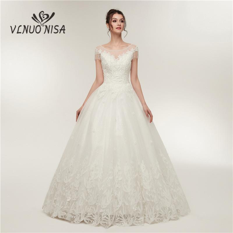 compre vestido de novia por encargo de tul de tafetán radiante con