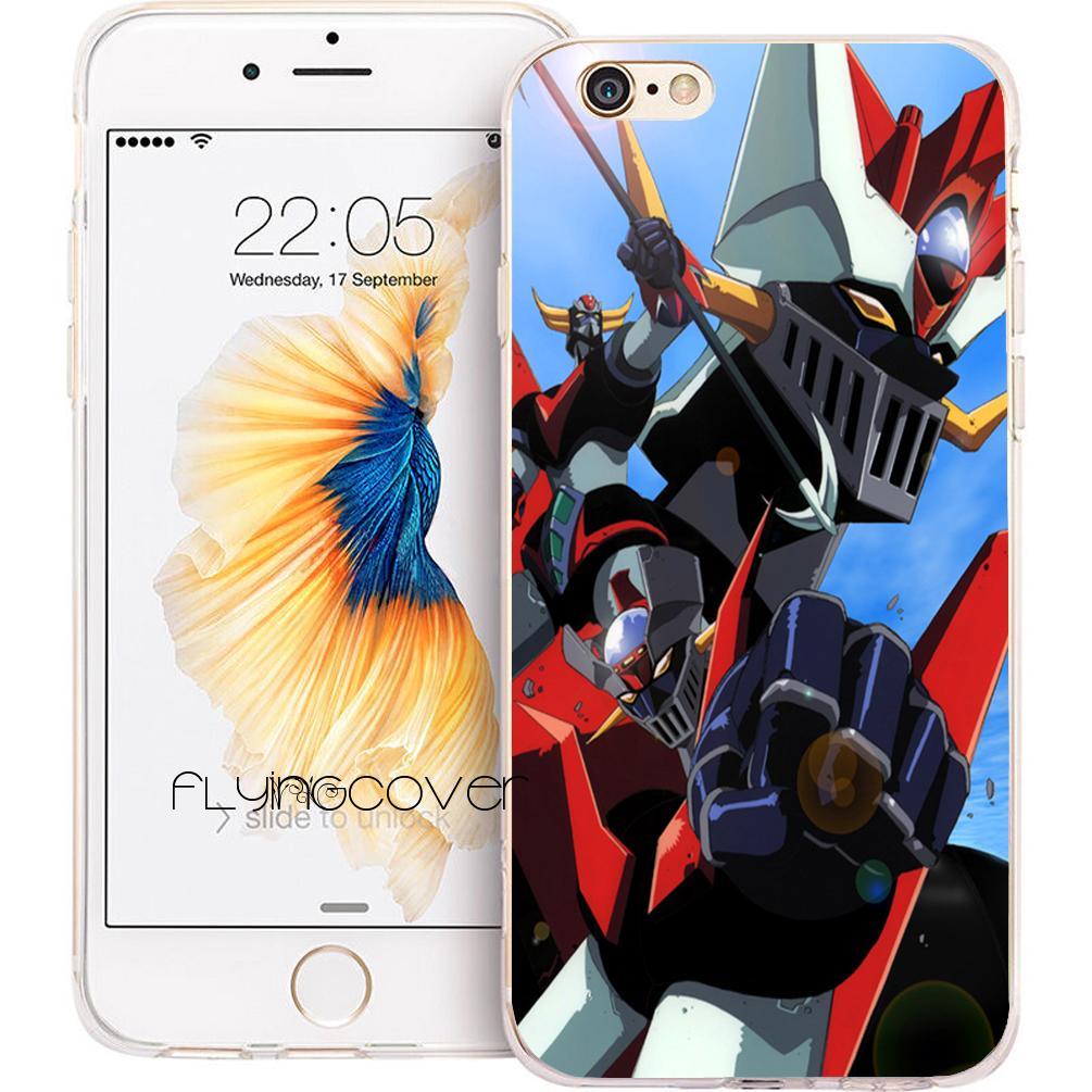 iphone 7 coque silicone manga