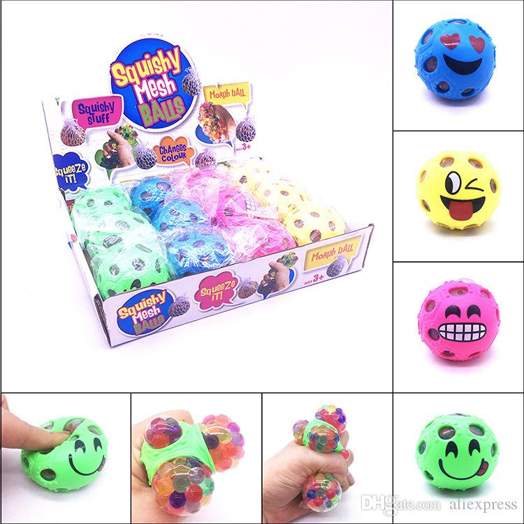 Welding & Soldering Supplies Colorful Frogs Model Grape Venting Balls Squeeze Toys Squishy Anti Stress Fun Funny Gadget Interesting Toys Kid Gift Decoration Pure White And Translucent