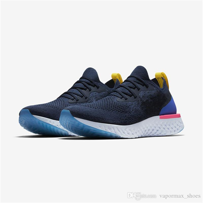 2018 Epic React Athletic Sneakers Running Shoes Instant Fly Breath Comfortable Sport Boost Mens Womens shoes