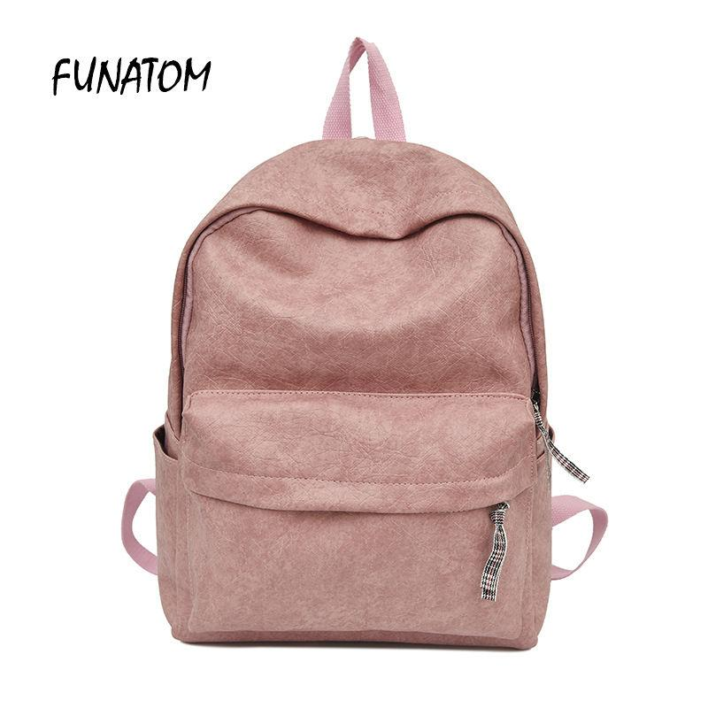 b80c017a7aab PU Leather Women Back Pack 2018 Fashion Backpack Sequins Small Backpacks  For Girls Travel Flap Gold Bag Female Bagpack On Sales Toddler Backpacks  Mens ...