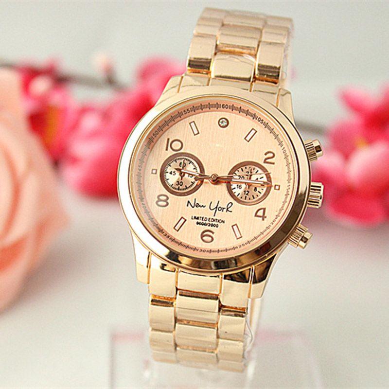 Damenuhren Praktisch Neue Mode Strass Uhren Frauen Luxus Marke Edelstahl Armband Uhren Damen Quarz Kleid Uhren Reloj Mujer Uhr