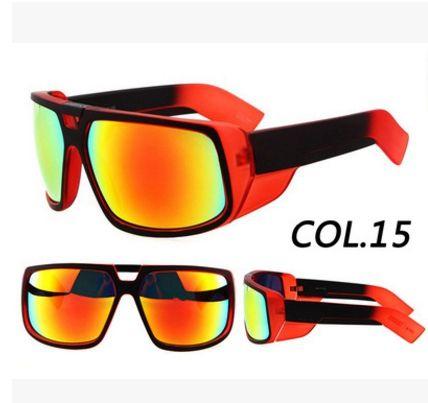 59afd779590 New Brand Design Sport Shine Outdoor Eyewear Dot Travel Reflective ...