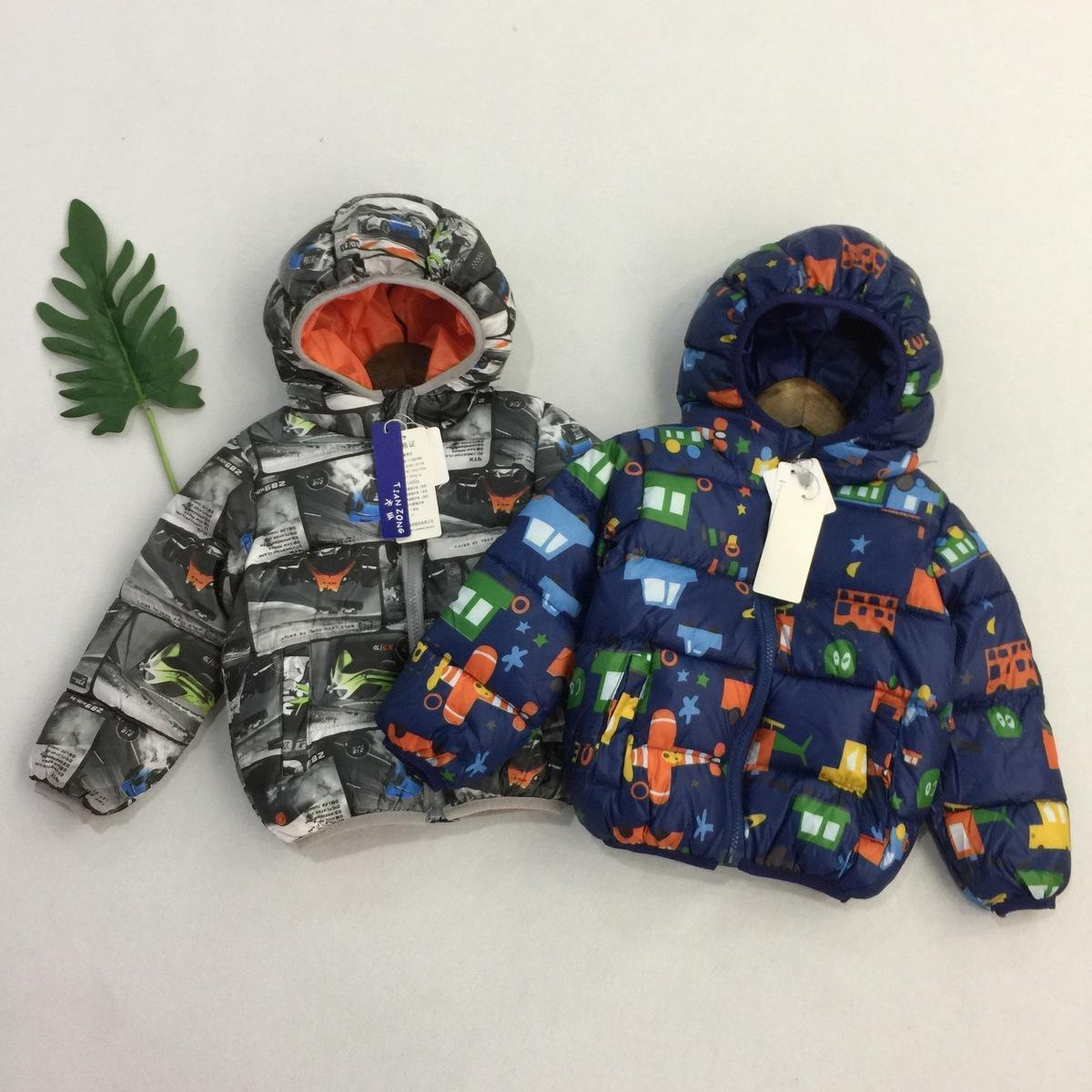 16a183218618 Autumn And Winter New Pattern Male Girl Short Fund In Children ...