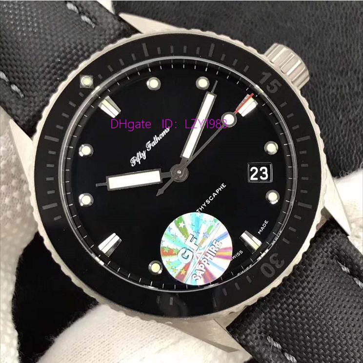 Luxurious Satin matte titanium metal 43mm imported C3 luminous male watch  sports leisure Watch