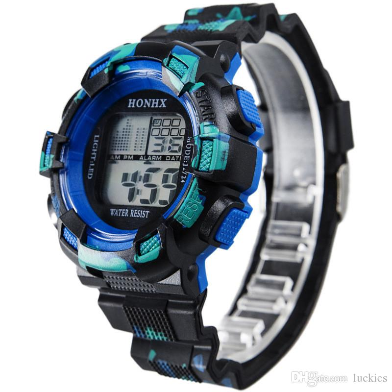 lcd watches case multifunction digital remark sport with sale alloy men s