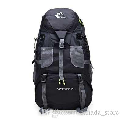 0eda3b639d Hot Sale 50L Outdoor Backpack Camping Bag Waterproof Mountaineering ...