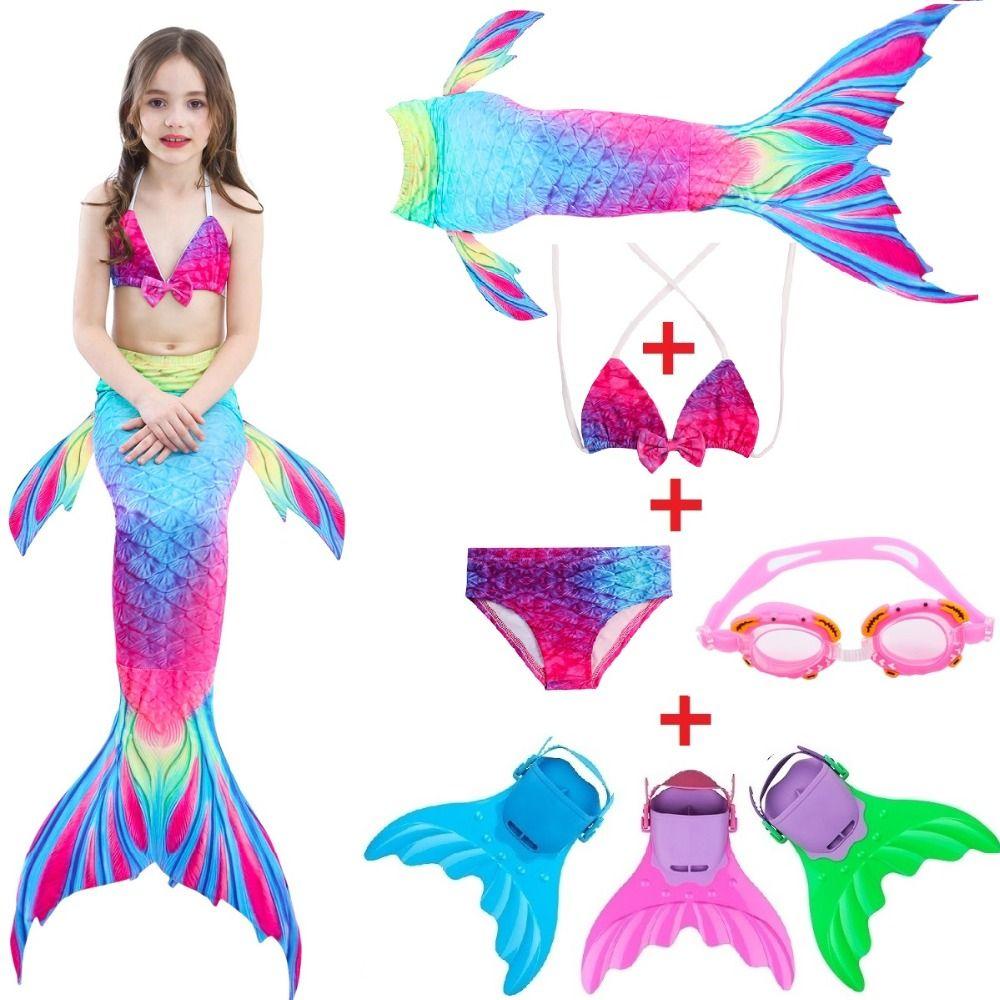 13c0159640e1 Acquista Code A Sirena Da Ragazza Con Costume Da Bagno Flip Monifin Flipper  A $38.57 Dal Viviant   DHgate.Com
