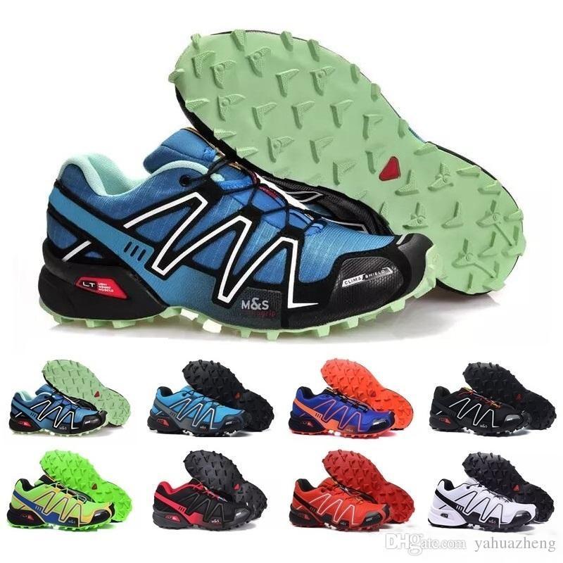 Road Impermeabili Scarpe 40 Salomon Sneakers Uomini Corsa 3 Da 2017 Speedcross Escursioni Off Iii 46 Sport Estivi H2D9IYWE
