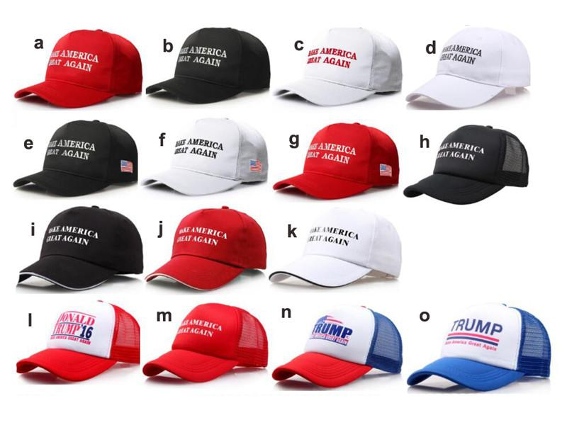 58b59b11b97 2019 Make America Great Again Hat Donald Trump Republican Snapback Sports  Hats Baseball Caps USA Flag Mens Womens Fashion Cap From Sweet stores