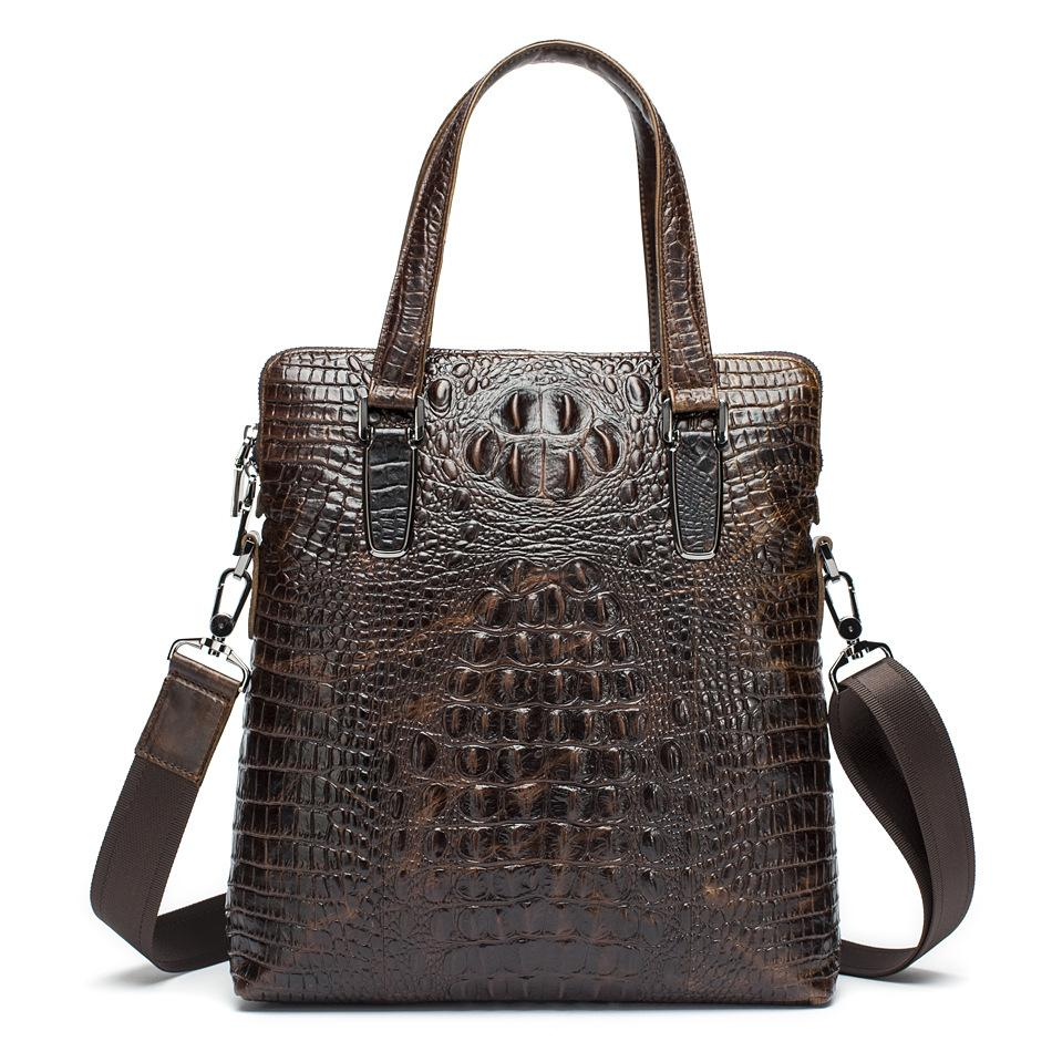 08f946f05b Special Offer Clearance Leather Men's Handbags Three-dimensional ...