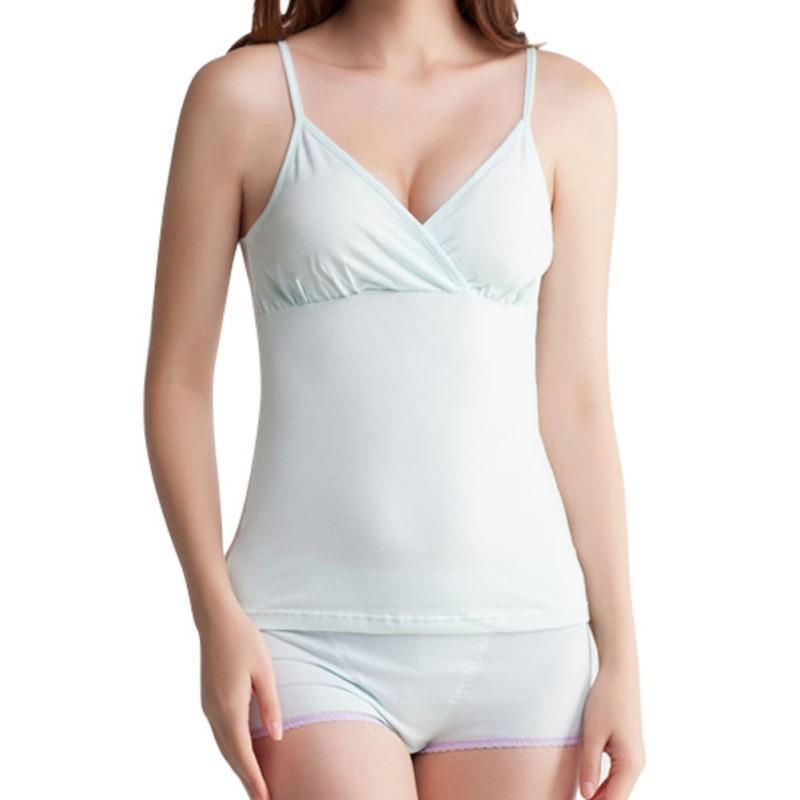 a2032e2358e73 2019 Maternity Nursing Camis Nursing Tops Tanks Maternity Clothes For Pregnancy  Sleep Bras Tops Women'S Motherhood From Pulchritude, $36.25 | DHgate.Com