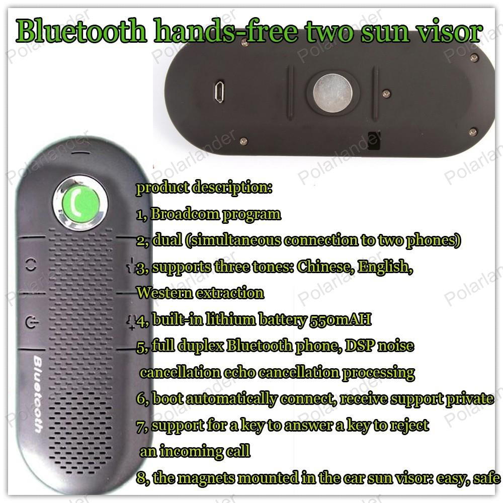 High Quality New Bluetooth Mini Car Styling Hands Free Intercom System 2018 From Atuomoto 2489