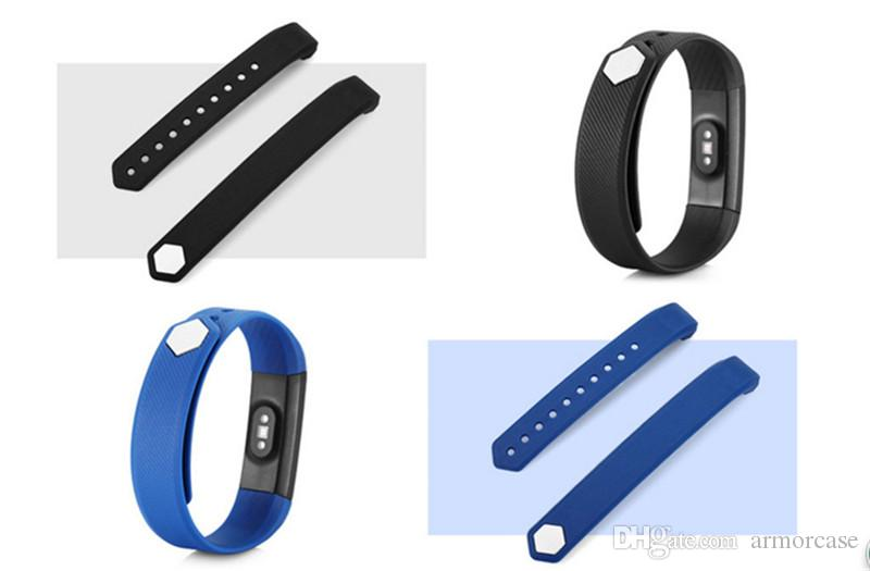 Id115 Smart Straps Band Tpe Watchband Replacement Id115 Watch Strap