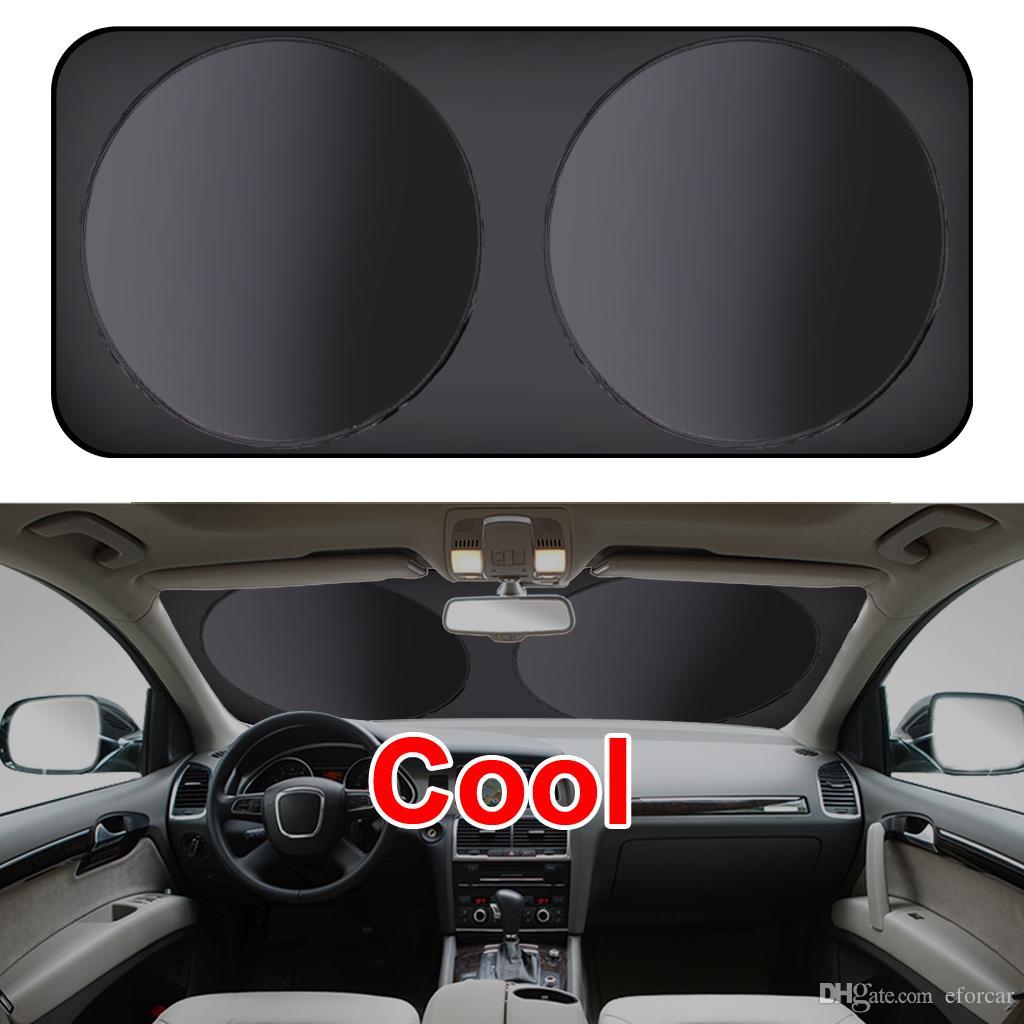6 adet / takım Araba Güneş Gölge Ekran Tam Araba Ön Yan Arka Pencere Güneşlik Perde Cam Shades Visor Kapak Güneş Bloğu