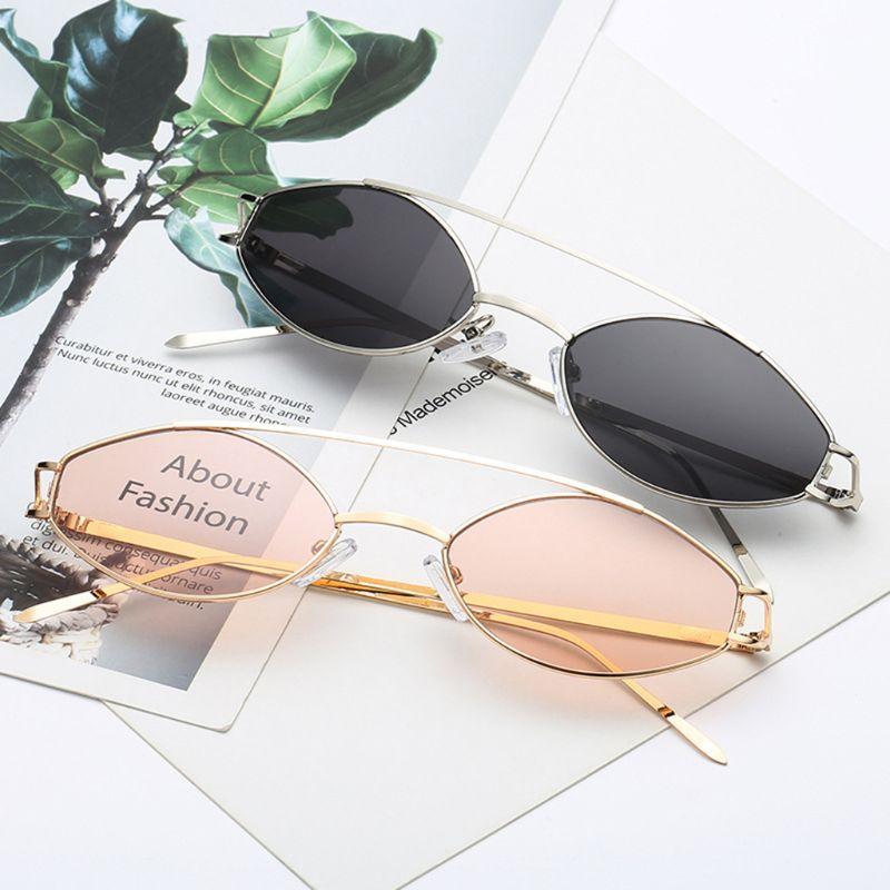 8b450de03e Brand Designer Chic Sunglasses Fashion Unisex Women Small Frame ...