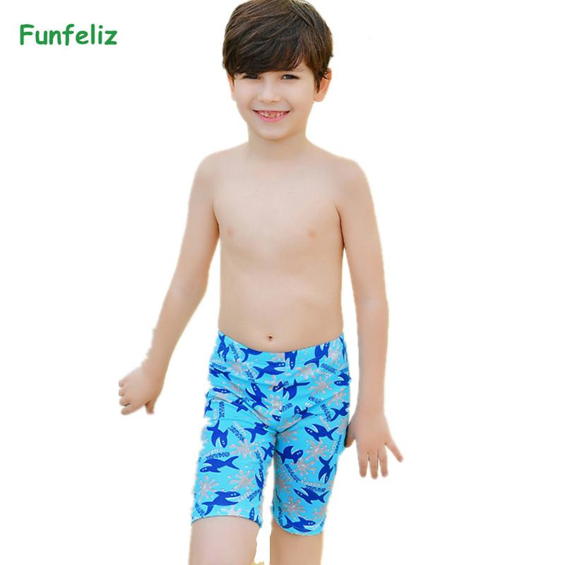 0ec74becf70 2019 Boys Swimming Trunks Kids Boy Boardshorts Character Fish Children  Swimwear 3 11 Years Swimsuit From Honry, $36.0 | DHgate.Com