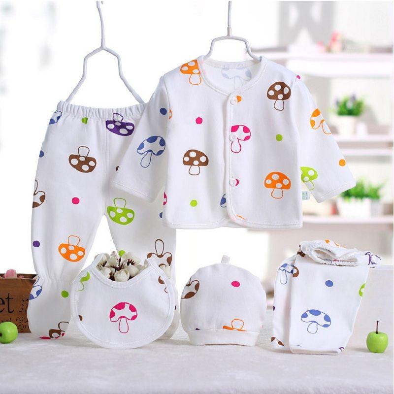 55f81f9c0749 2019 Newborn Baby Costume Baby Boy Clothes 100% Cotton Infant ...