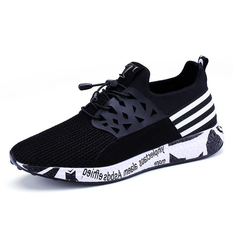 caldo-vendita disponibilità nel Regno Unito moda di lusso Scarpe da ginnastica ultraleggere uomo 2018 Scarpe da corsa sportive MD per  uomo Scarpe da ginnastica per cuscino esterno Lifestyle Lace-Up Man