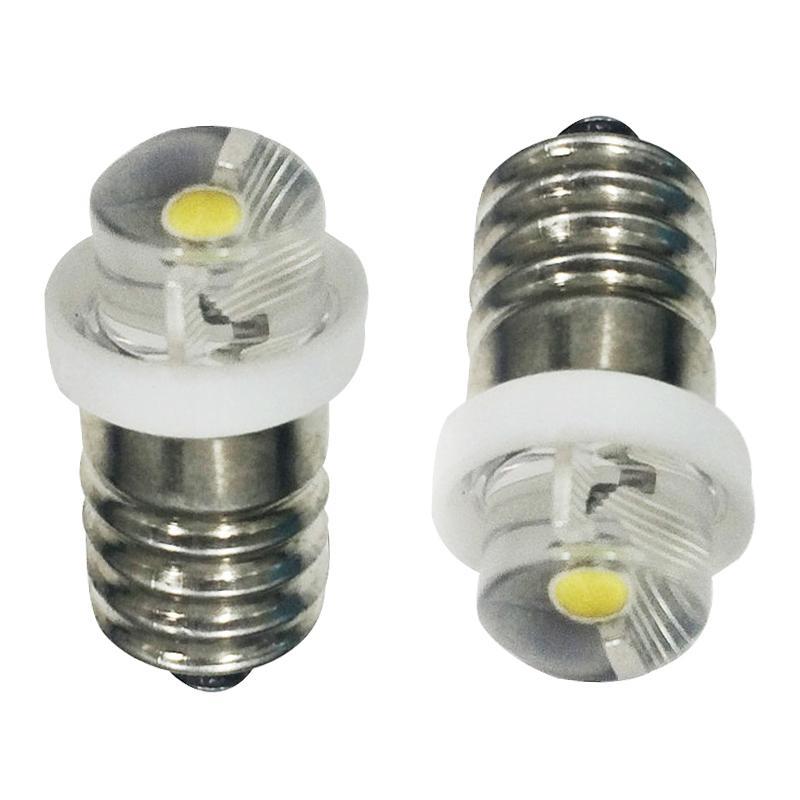 compre e10 led upgrade bulbo 0.5 w lâmpadas de emergência levou luz