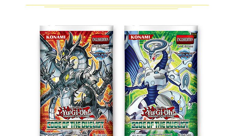 / box yugiohcard Game Toys English Version Boys Girls Yu Gi Oh Games Collection Cards Christmas Gift