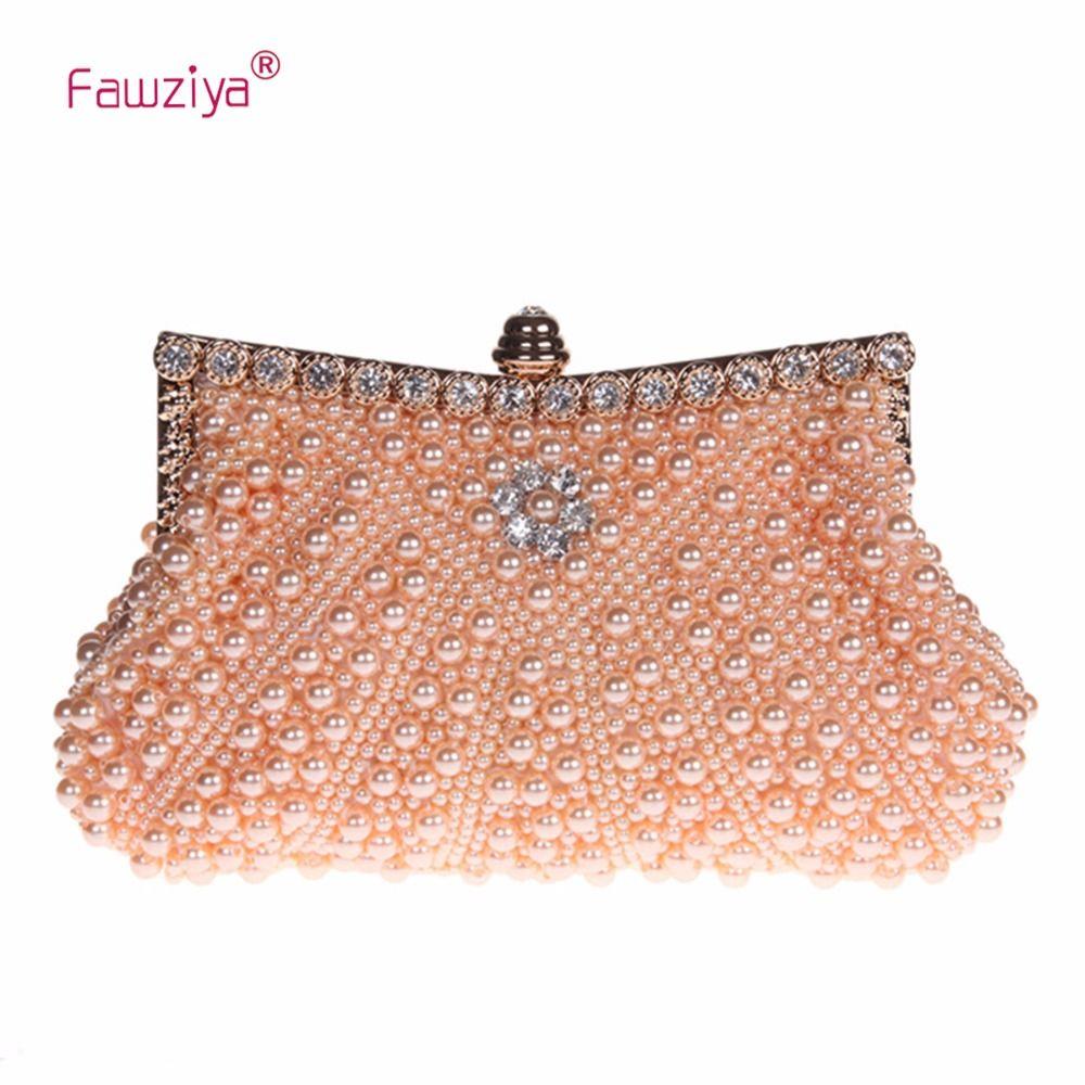 2ae11f36174 Fawziya Pearl Clutch Purse Evening Bag Wedding Clutches For Women Wedding  Clutch Pearl Clutch Evening Bags Online with $83.43/Piece on Bowdown's  Store ...