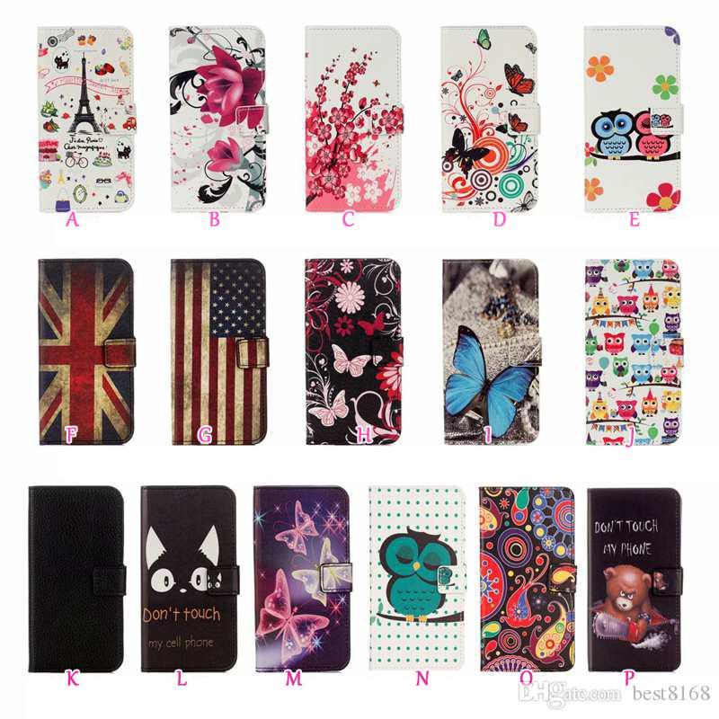 d0583df6abc66 Handy Hüllen Selber Machen UK USA Flagge Leder Brieftasche Fall Galaxy S9  Für IPhone XS MAX XR X 10 8 7 6 6 S Eiffelturm Bär PU Blume Schmetterling  Flip ...