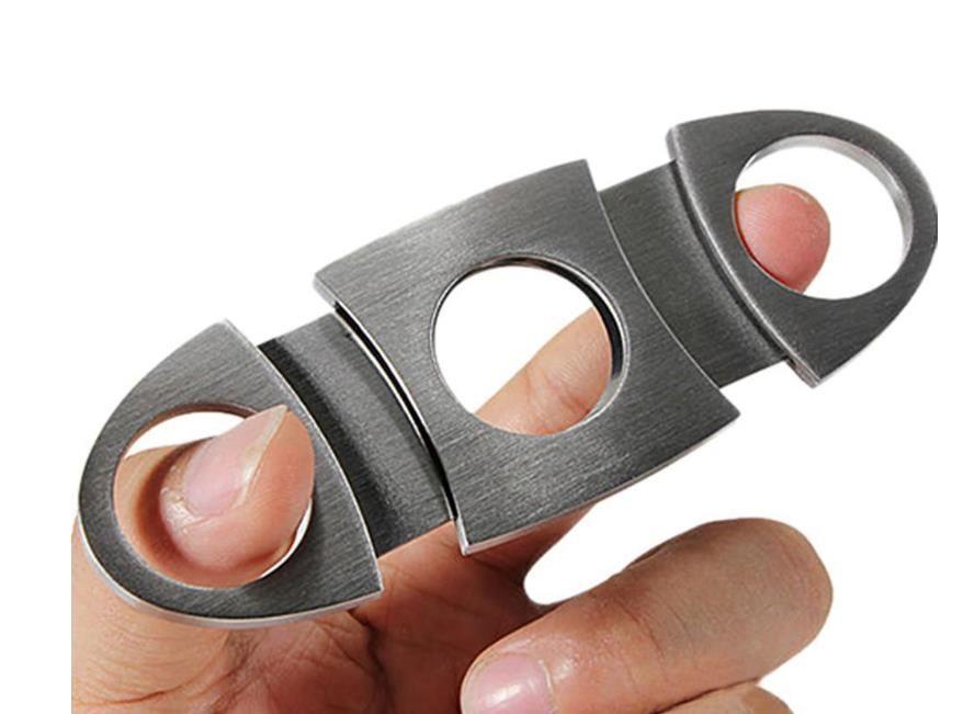 Paslanmaz Çelik Puro Makası Puro