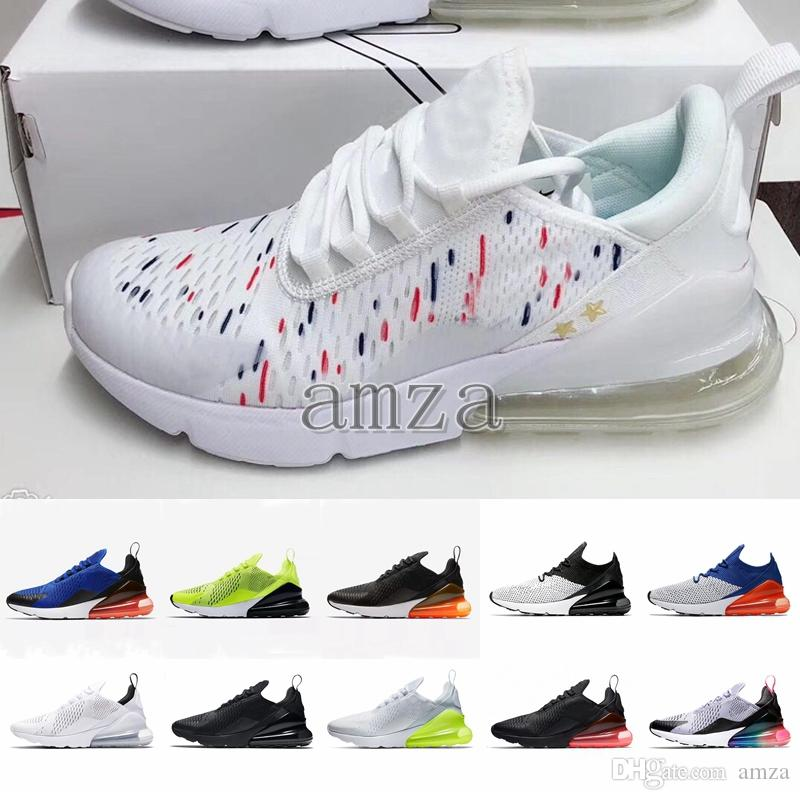 b98dbdbb9db 2018 New 270 Mens Running Shoes French Champion 270s Brand Designer ...