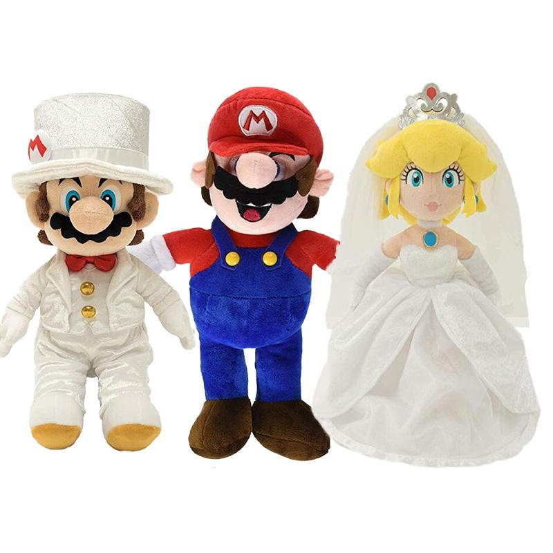 Acquista Super Mario Odyssey Mario E Pesca Nozze Giocattoli Farciti Cappy  Peach Principessa Bambola In Peluche Bambini Regali A  17.25 Dal Zehangame  ... bfb9b6b5db54