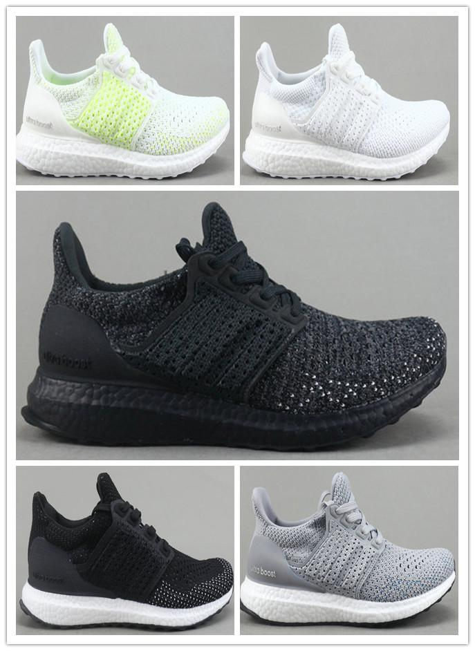 2e39bfb9f564b2 Hot Ultra Boost 4.0 Desinger Shoes Sneakers Knit Women Casual Mens Shoes UB 4.0  Triple Black White Walking Jogging Hiking Sport Shoes 36 45 Office Shoes ...