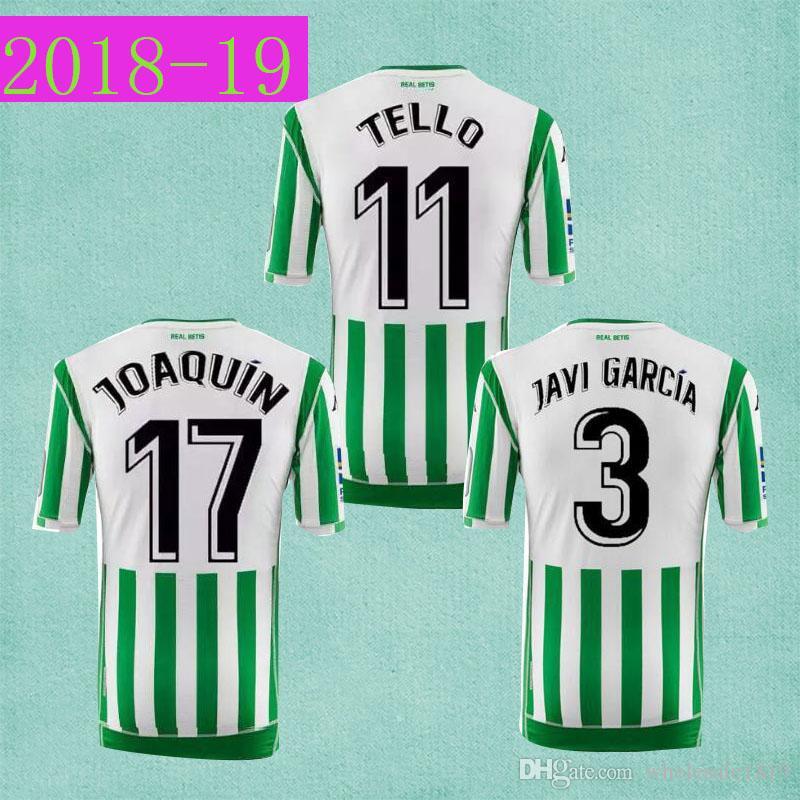 Camiseta Real Betis Mandi