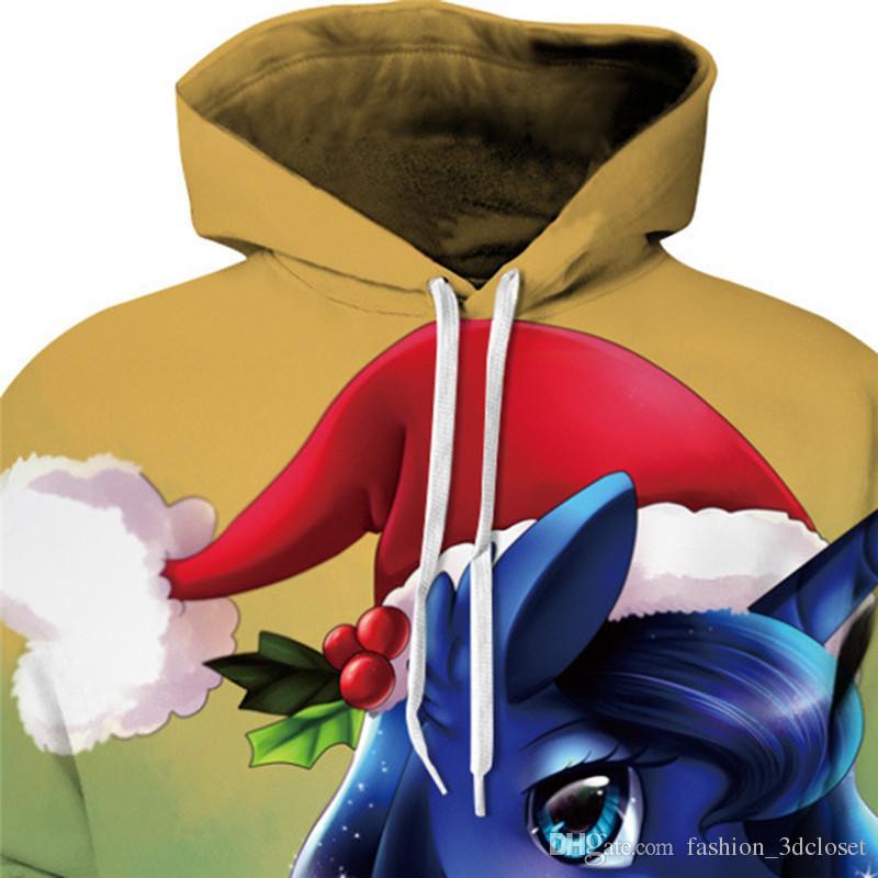 Fantastic Elves 3D Printed Hooded Sweatshirt Men Hip Hop Tracksuit Pullovers Casual Winter Spring Hoodies 2018 Novelty Hoodie