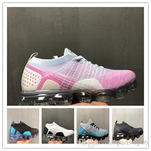2018 Air Cushion Vapormax 2 Mens Running Shoes For Men Sneakers ... a2d1a1c4a