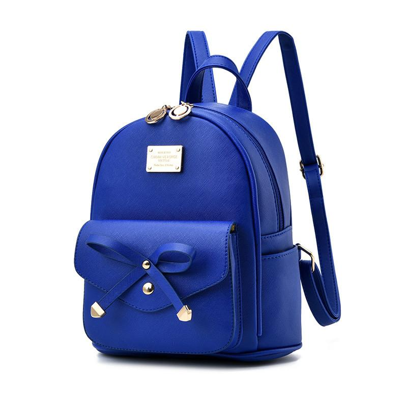 ed69a0ac8ead Fashion Women Mini Backpacladies Small Leather Backpack School Bags  Teenager Girls Vintage Female Travel Backpacback Packs College Backpacks  Girl Backpacks ...