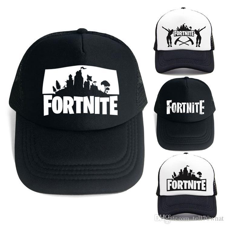 Bulk Fortnite Man Baseball Cap DIY Customize Printing Women Mesh Snapbacks  Casquette Designer Hat Dad Hat Bucket Fitted Hat Brand Hats Neweracap Cap  Hat ... 716af0f470a