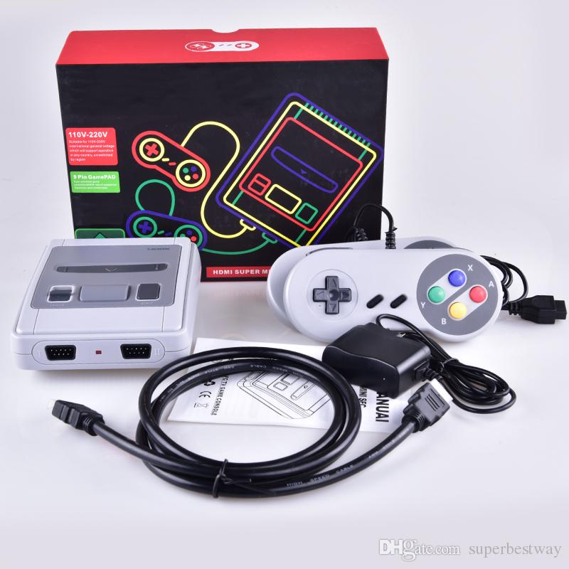 Super Mini Game Console can store 621 games For NES Handheld Video Game Console OTH094