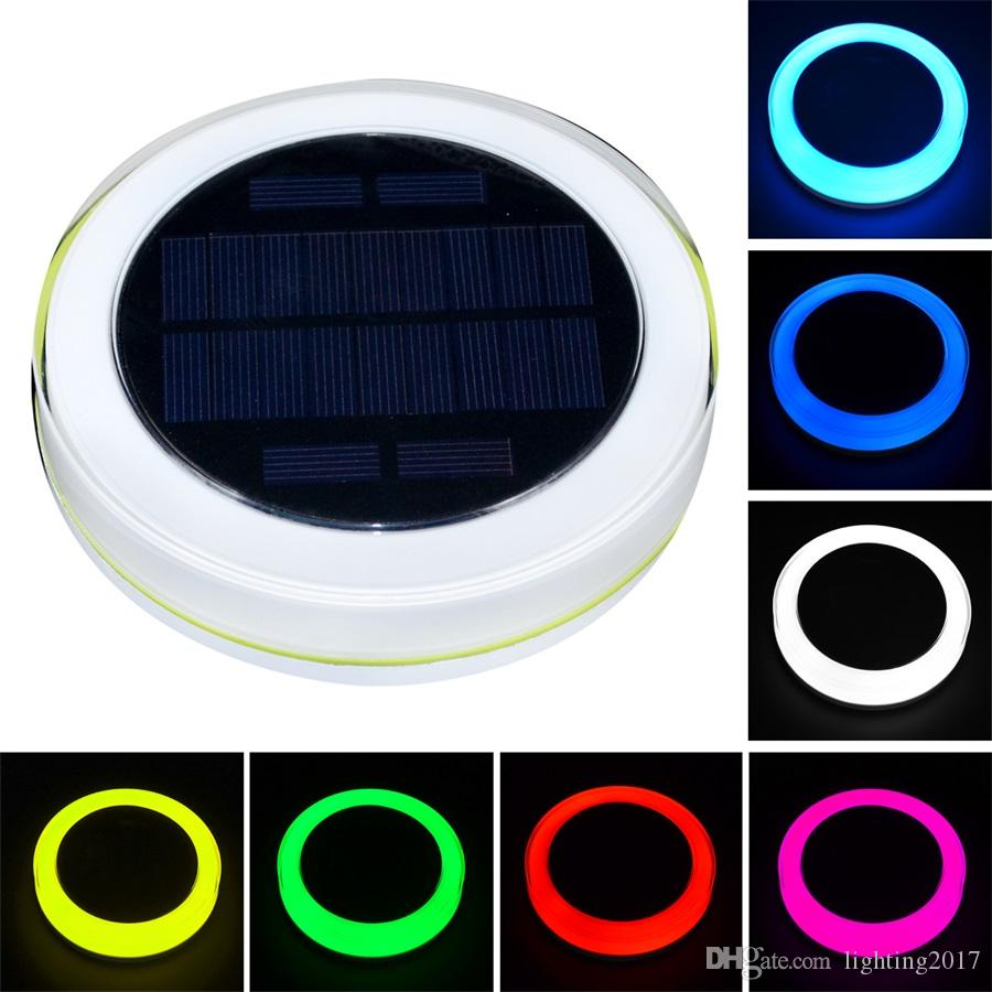 Popular Brand Led Underwater Light Solar Powered Pond Light Outdoor Swimming Pool Floating Party Decorative Light With Remote Control Led Underwater Lights Led Lamps