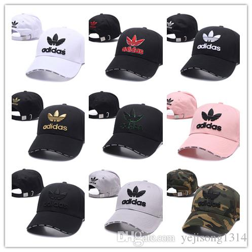 248971954f8e91 2018 New Fashion Blank Baseball Caps Snapback Hats for Men Women ...