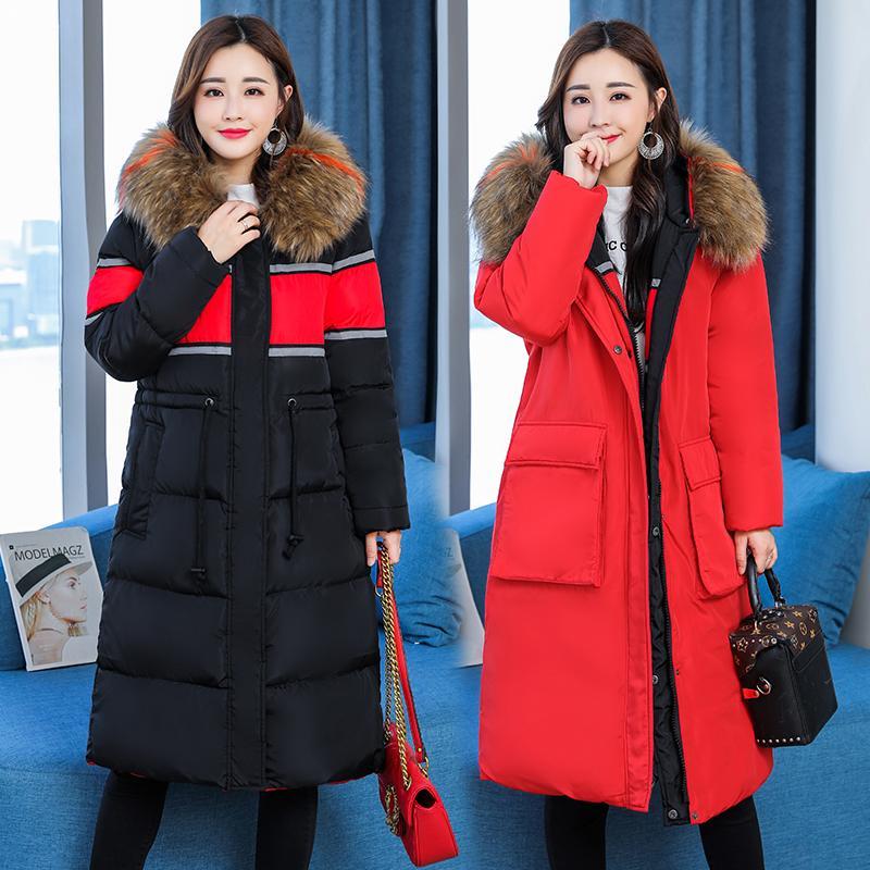5f3f1e7a4cb8d Winter Maternity Coat Warm Pregnancy Clothing Maternity Down Jacket ...