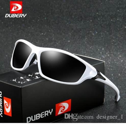 Compre Dubery Polarizada Night Vision Aviador Óculos De Sol Dos Homens  Retro Masculino Óculos De Sol Para Homens Marca De Luxo Espelho Óculos De  Proteção ... c3bb9a89e9