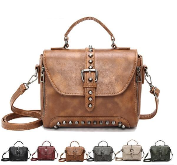 6f3405bb8d0b Women Leather Handbags Totes For Women Messenger Bags Designer Crossbody Bag  Women Bolsa Top Handle Bags Shoulder Bags Bags For Sale Handmade Leather  Bags ...