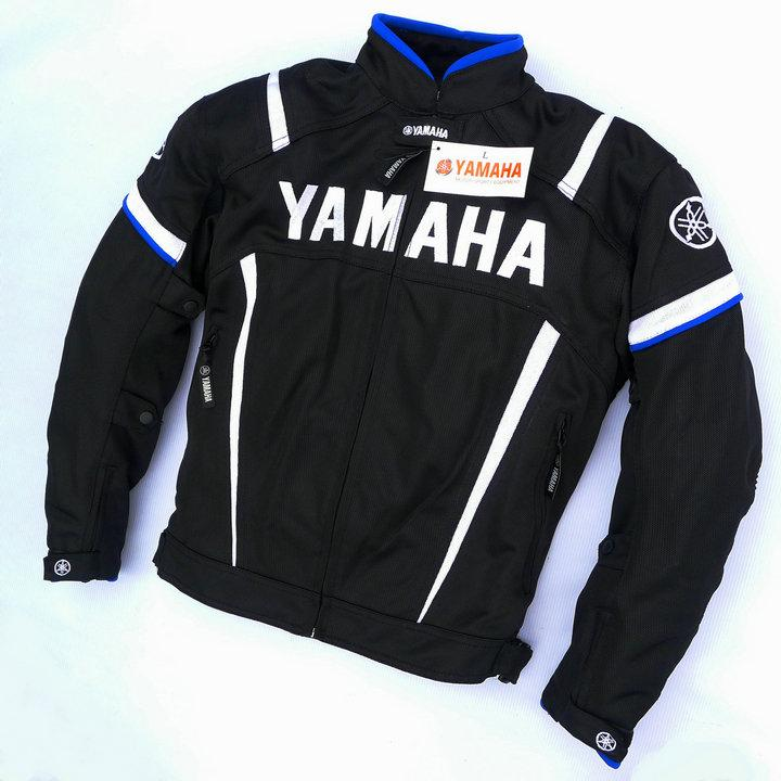 For Yamaha Summer Motorcycle Riding Protective Mesh fabric Jacket Automobile Jacket Moto Chaqueta With Protectors jaqueta motoqueiro