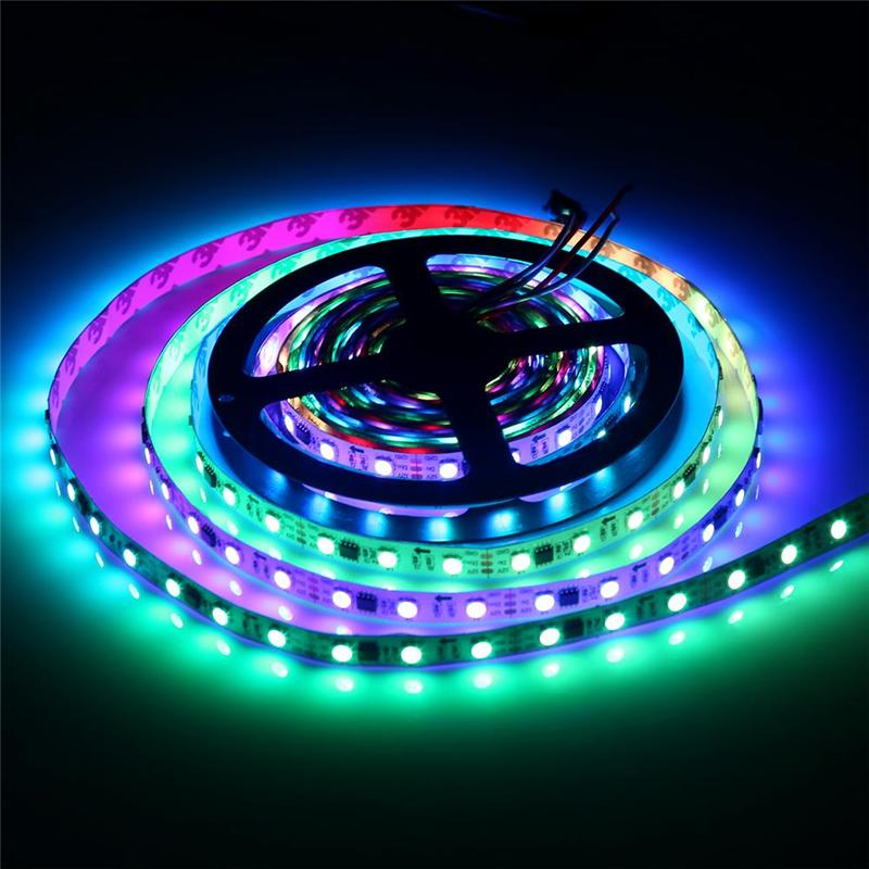 Waterproof digital chasing dream color led strip 12v 30ledsm 2811 waterproof digital chasing dream color led strip 12v 30ledsm 2811 rgb led strip light 5050 smd rgb ip65 auto changing rgb color colour changing led strip mozeypictures Image collections