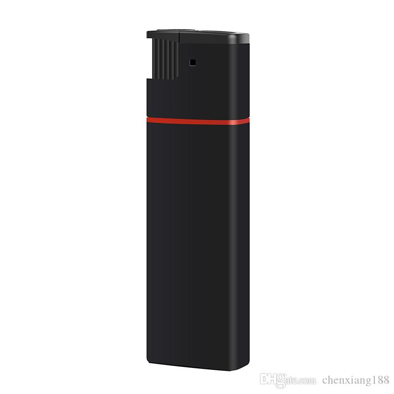 Hot sal HD 1080P USB mini cámara versión de noche más ligera mini videocámara linterna iluminada mini dvr Cámara más ligera k6 Unidad USB
