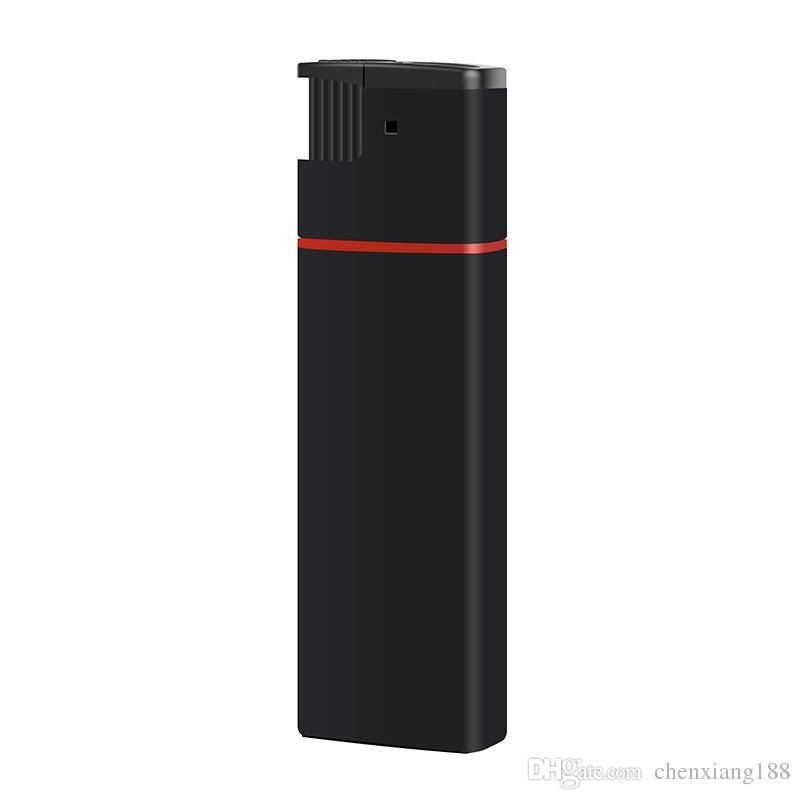 Sıcak sal HD 1080 P USB mini kamera çakmak gece sürüm mini kamera yüksek işıklı fener mini dvr Çakmak kamera k6 USB Sürücü