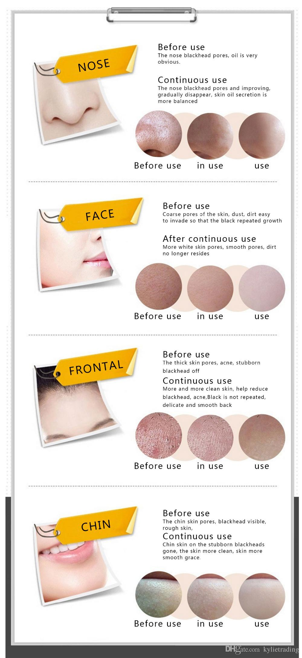 BIOAQUA Charcoal Mask Blackhead Remover Black Mask Deep Cleasing Peeling Off Face Mask Beauty Skin Care 60g