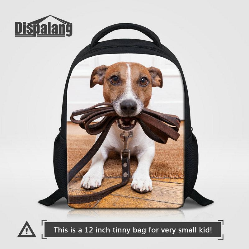 2c24a888c51d Little Boy Girl Fashion Backpack To School 12 Inch Mini Schoolbag For 0 5  Year Old Children Animals Dog Panda Print Mochilas Escolar Bagpack Tool  Backpack ...