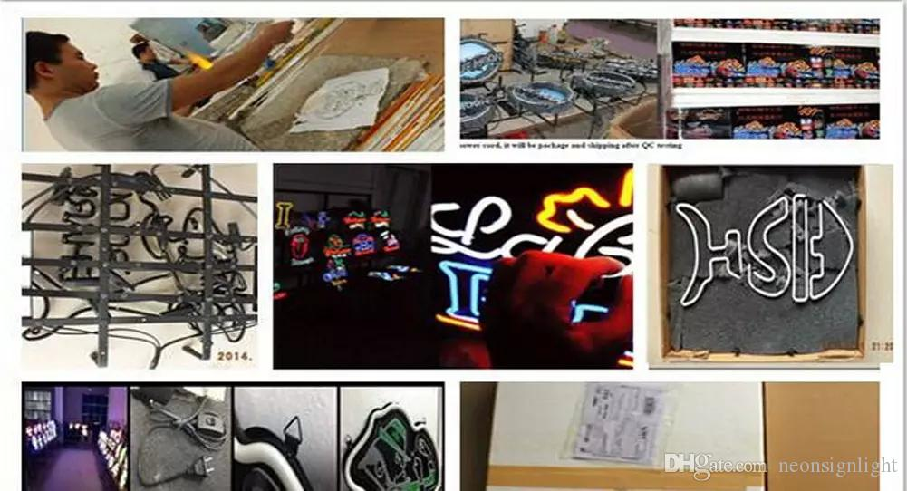 """OHANEE Custom fit 3.93""""x2.36"""" 12V flamimgo Neon Sculpture Neon Sign Light Beer Bar Pub store Arts Crafts Gifts Lighting"""
